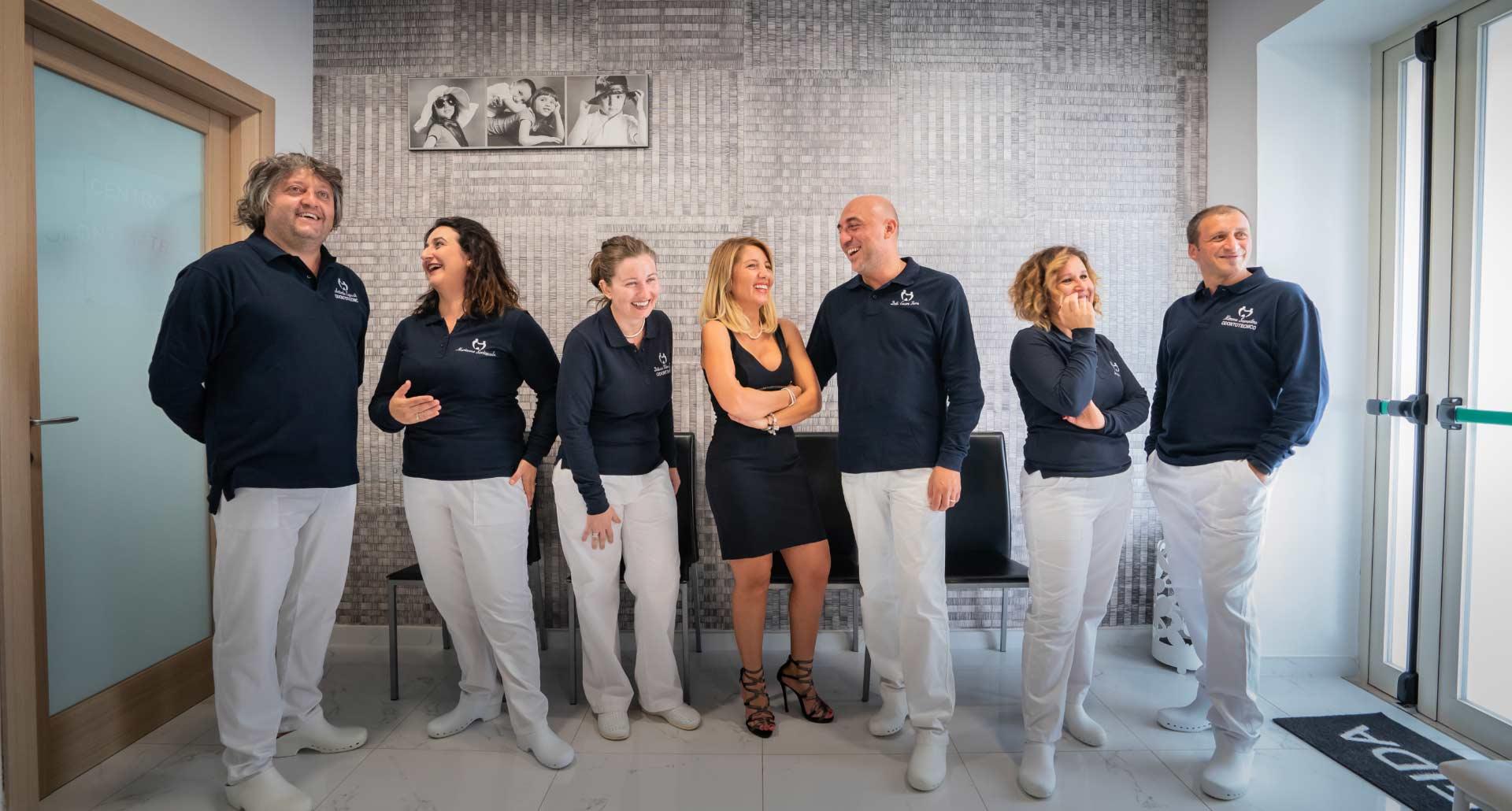 Team | Dentista a Torchiara | Ceida Centro Odontoiatrico